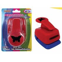 Perforadora Foamy De Mariposa Excelente Calidad Manualidades