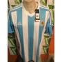 Jersey Adidas Seleccion Argentina 100% Original 2015-2016