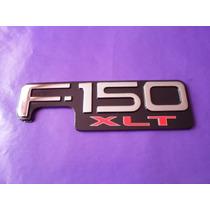 Emblema F-150 Xlt Ford Camioneta