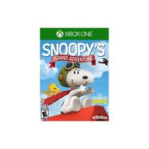 Snoopys Gran Aventura - Xbox One