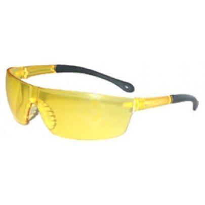 71a893d6d8bf7 Óculos De Proteção Pallas Amarelo C  Ca E Nota Fiscal - R  24,59 em Mercado  Livre