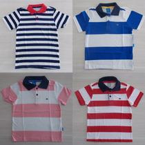 Camisetas Gola Polo Infantil Hering - Modelos Imperdiveis