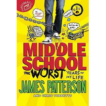 Libro Middle School, The Worst Years Of My Life - Nuevo
