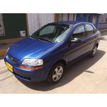 Chevrolet Aveo Family Mt1500cc Azul Sa