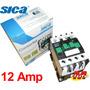 Contactor 12a 1na 220v Ctr-0912 Sica Electro Medina