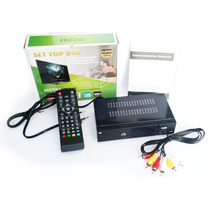 Conversor Digital De Tv Set Top Box Hd C/ Gravador