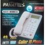 Telefono Local, Residencial, Fijo, Identificador De Llamadas
