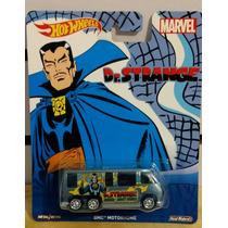 Gmc Motorhome Hot Wheels Dr Strange De Marvel