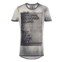 Kit C/ 5 Camisetas Calvin Klein Atacado