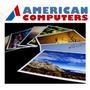 Papel Fotografico A4 160 Gr Glossy Impresora Laser 100 Hojas