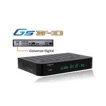 Globalsat Gs340 Receptor Satelital + Tda Full Hd Smart Wifi