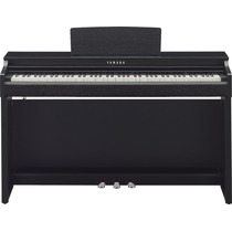 Piano Clavinova Yamaha Negro Mate Mod. Clp525 Bset