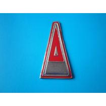 Emblema Rambler American Cofre Amc