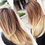 22T613 ombre hair liso