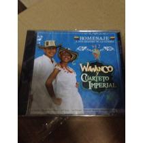 Wawanco/cuarteto Imperial-homenaje A Dos Grandes Vol.2-cdnue