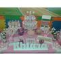 Mesas Tematicas Candy Bar De Golosinas 20 Chicos