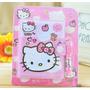 Libreta Notebook Con Lapicero Hello Kitty Nuevo