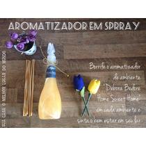 Aromatizador De Ambiente - Embalagem Pet Spray