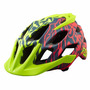 Capacete Fox Flux Cauz Grey Ciclismo Bike Mtb S / M 2017