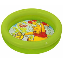 Piscina Inflable Bebes Niños Winnie The Pooh 61x15cm