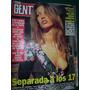 Revista Gente 1461 Deborah Del Corral Guns N Roses Crawford