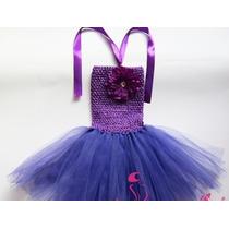 Hermoso Vestido Tutu Ropa Niña Importada De Fiesta Ballet