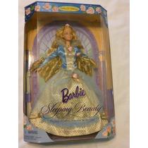 Muñeca Barbie Princesa Disney Bella Durmiente Nueva En Caja