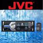Radio Jvc Kd-av300 Para Vehículos Usb/cd Pantalla 3.5