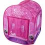 Toca Barraca Barbie Infantil C/ Bolsa Transporte - Fun 80437