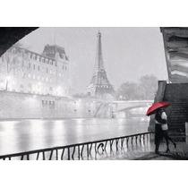 Puzzle Ravensburger 1000 Piezas Torre Eiffel Y El Sena 19471