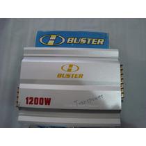 Modulo De Potencia Buster Hbm-t400 4 Can. 75 W Rms 2 Ohms