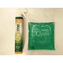 Progressiva Sem Formol - Liss Mee Tuon + Shampoo Deep Clean