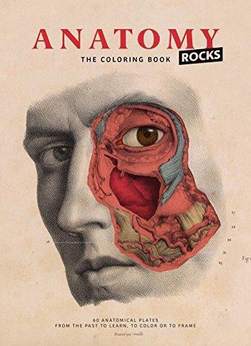 Libro Anatomy Rocks: The Coloring Book: 60 Anatomical Plat ...