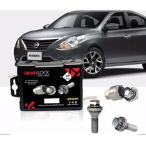 Birlos De Seguridad Nissan Original Galaxylock