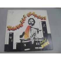 Lp - Sérgio Boré ¿ Tambores Urbanos/1983/com Encarte