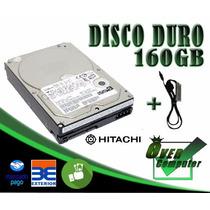 Disco Duro 160 Gb Hitachi / Sata / Pc