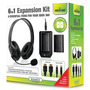 Kit Xbox360 De 5 Acessórios Microsoft Dg360-1714 Dreamgear