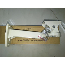 Base (bracket) Pata Para Housing Camara Seguridad Cctv
