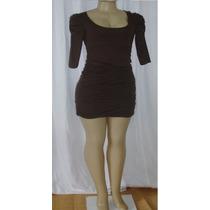 Mini Vestido Feminino De Viscolicra Tam. P Cricri A-2