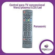 Control De Tv Universal Panasonic