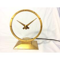 Hermoso Reloj Jefferson Golden Hour Vintage Alemán Misterio