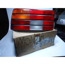 Lanterna Monza 87 88 89 90 Original Carto Tricolor Esquerdo