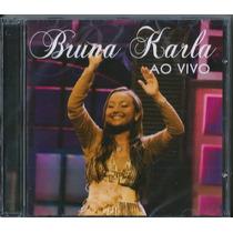 Cd Bruna Karla - Advogado Fiel - Ao Vivo (mk_music)