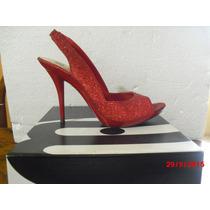 Zapatos De Tacón Marca Michael Antonio Originales