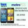 Desbloqueo De Cualquier Telefono Gsm Metro Pcs Usa