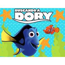 Kit Imprimible Candy Bar Buscando A Dory Golosinas Y Mas 2x1