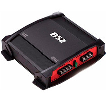 Potencia B52 Rc602 600 Watts 2 Canales P/driver Woofer