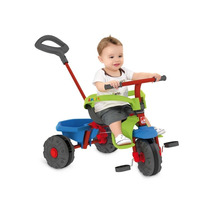Triciclo Velotrol Smart Plus Infantil Vermelho Bandeirante