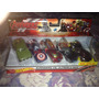Set Hot Wheels Avengers Marvel