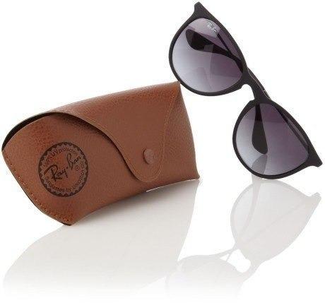 474bcea82 Óculos Sol Feminino Masculino Preto Fosco Redondo Sem Veludo - R$ 29,90 em  Mercado Livre